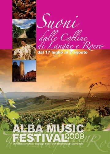 2681KB - Alba Music Festival
