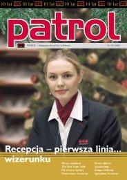 Magazyn Patrol 3/2006 - Securitas