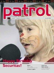 Happy Birthday Securitas