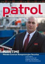 Magazyn Patrol 1/2008 - Securitas