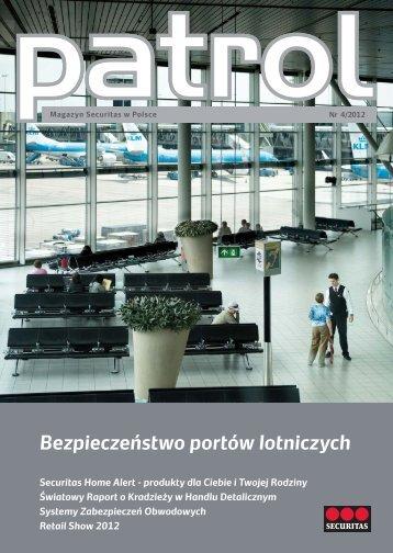 Magazyn Patrol 4/2012 - Securitas