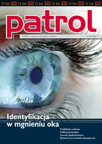Magazyn Patrol 4/2007 - Securitas