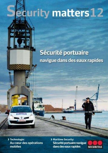 Sécurité portuaire - Securitas