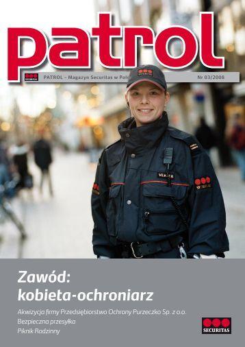 Magazyn Patrol 3/2008 - Securitas