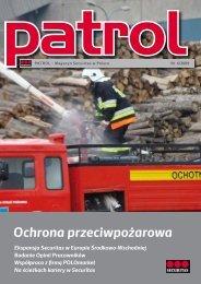 Magazyn Patrol 4/2009 - Securitas