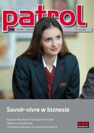 Magazyn Patrol 4/2008 - Securitas