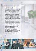 Healthcare Security Terveydenhuollon turvallisuuspalvelut - Securitas - Page 6