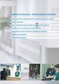 Healthcare Security Terveydenhuollon turvallisuuspalvelut - Securitas - Page 7