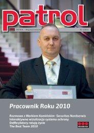 Magazyn Patrol 1/2011 - Securitas