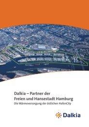 Partner der Freien und Hansestadt Hamburg - Dalkia