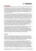Technische Information - Seeberger GmbH & Co. KG - Seite 4