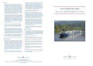 Leistungsbilanz 2011 - Hamburgische Seehandlung