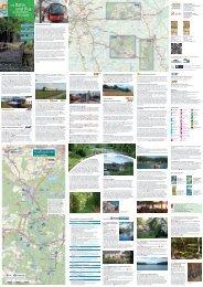 und Bus Bahn - Ausflugslinien im Seenland Oder-Spree