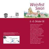 Weinfest Seeon - Seeon - Seebruck