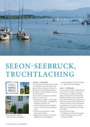 Seeon-Seebruck, TruchTlaching