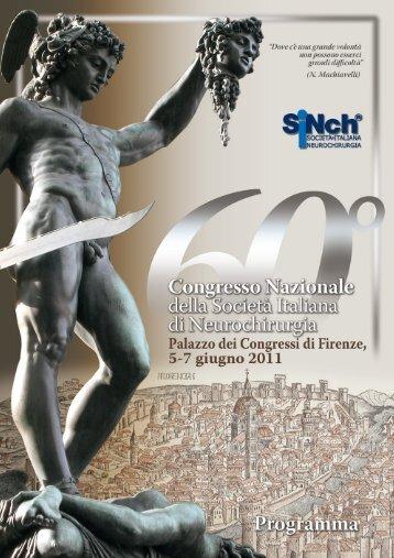 Scarica il programma completo in pdf - Denis Vitali