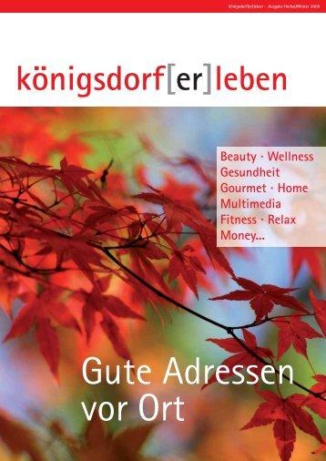 königsdorf[er]leben - Frowein & Team Gmbh