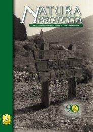 N° 13 2012 - Parco Nazionale d'Abruzzo Lazio e Molise