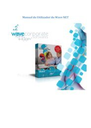 Manual | Programa Bloqueio - Wave Corporate Software