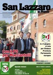 Con il PD per Macciantelli - Partito Democratico