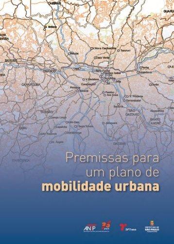 Premissas para um Plano de Mobilidade Urbana - ANTP