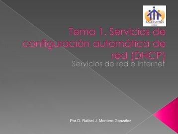 Tema 1. Caracterización de redes - Salesianos Cadiz
