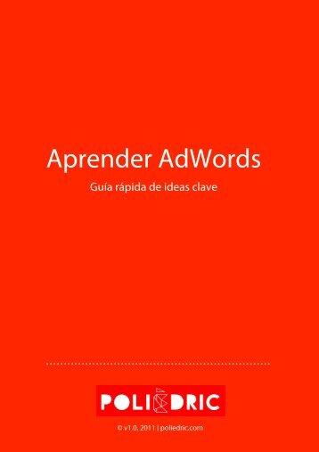 Aprender AdWords