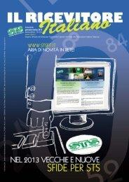 Il Ricevitore Italiano gennaio - marzo 2013 - Stsfit.it