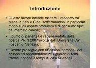 Introduzione - Università di Urbino