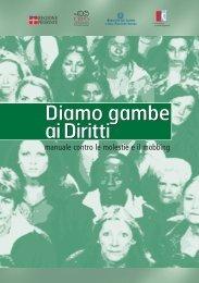 Diamo gambe ai diritti - Regione Piemonte