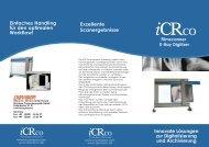 Innovate Lösungen zur Digitalisierung und Archivierung - diavision.de