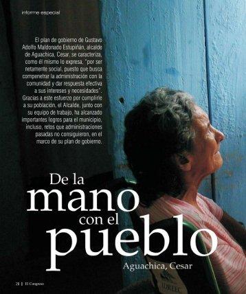El plan de gobierno de Gustavo Adolfo Maldonado ... - Aguachica