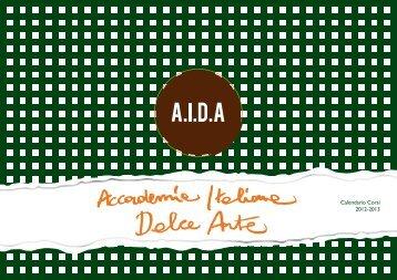 Calendario Corsi 2012-2013 - Aida Corsi