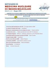 MEDICINA NUCLEARE - Crosetto Foundation
