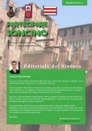 Partecipare 2010 - Comune di Soncino
