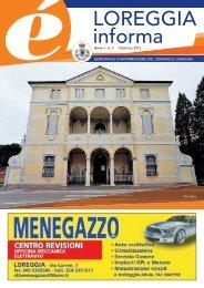 LOREGGIA informa - Comune di Loreggia