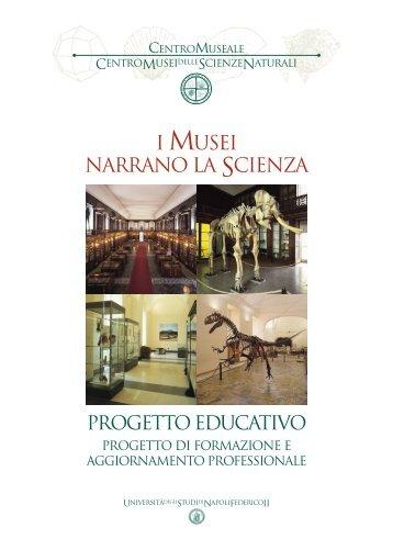 Il progetto educativo - Centro Musei delle Scienze Naturali ...