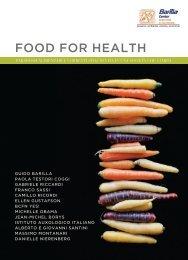 Paradossi alimentari e corretti stili di vita in una società ... - Barilla CFN