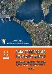 VAS Rapporto Ambientale PTCP 2010 - Sitaranto.it