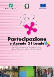 Partecipazione e Agenda 21 Locale - Focus Lab