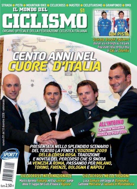 Da togliere il fiato - Federazione Ciclistica Italiana