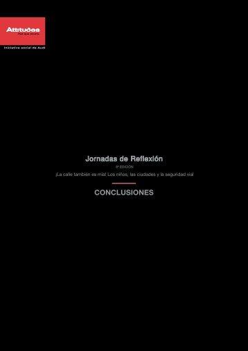 Conclusiones Jornada 8. - Audi Attitudes