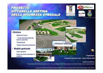progetto cittadella aretina della sicurezza stradale - Ce.Do.S.T.Ar.