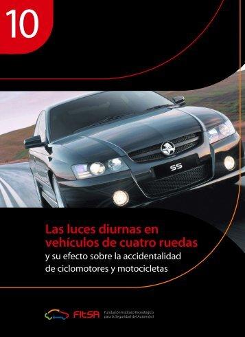 Las luces diurnas en vehículos de cuatro ruedas - Inicio
