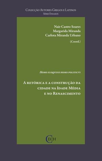 Homo eloquens homo politicus. A retórica e a construção da cidade ...