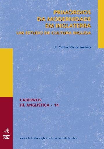 Introdução - Repositório da Universidade de Lisboa