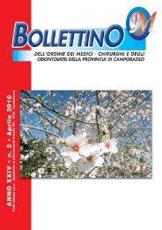 BOLLETTINOdell - Ordine dei Medici di Campobasso