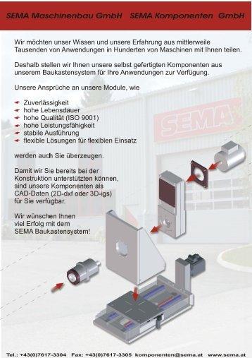 SEMA katalog