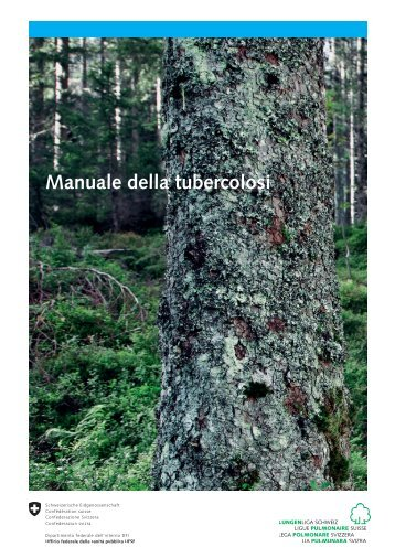 Manuale della tubercolosi - Repubblica e Cantone Ticino
