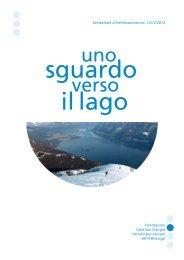 Numero 12 – dicembre 2012 - Casa San Giorgio